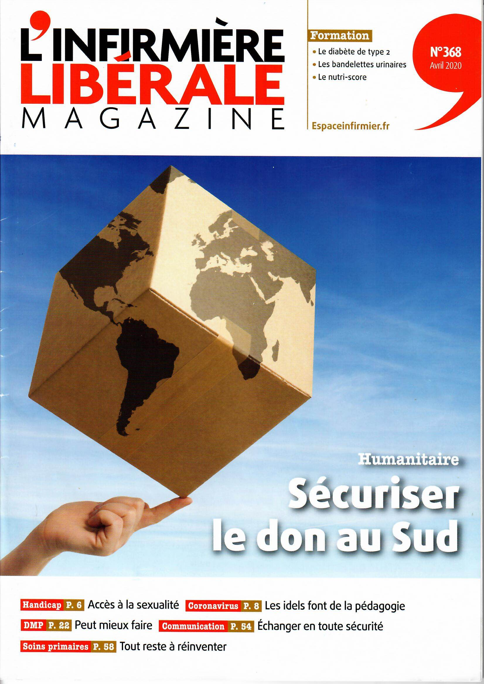 L'infirmière libérale magazine n°368